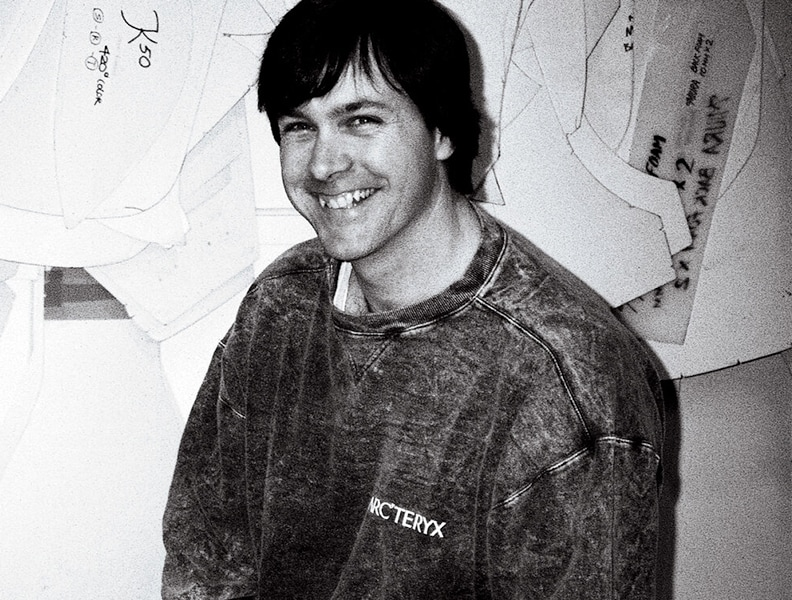 Стефан Вембакер, основатель марки Côte&Ciel