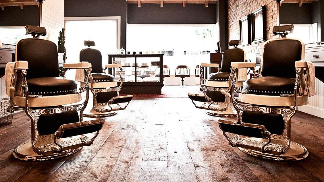 Baxter Finley Barber & Shop открыл двери в 2010 году в Лос-Анджелесе