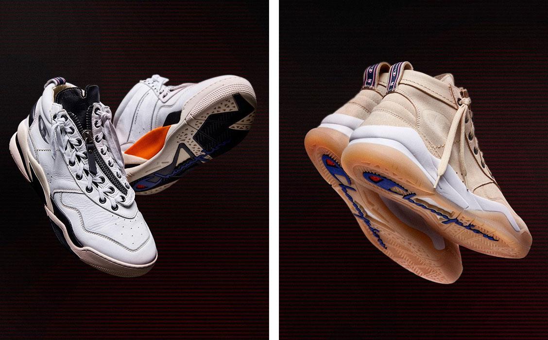 Сотрудничество Champion и итальянского производителя обуви Casbia