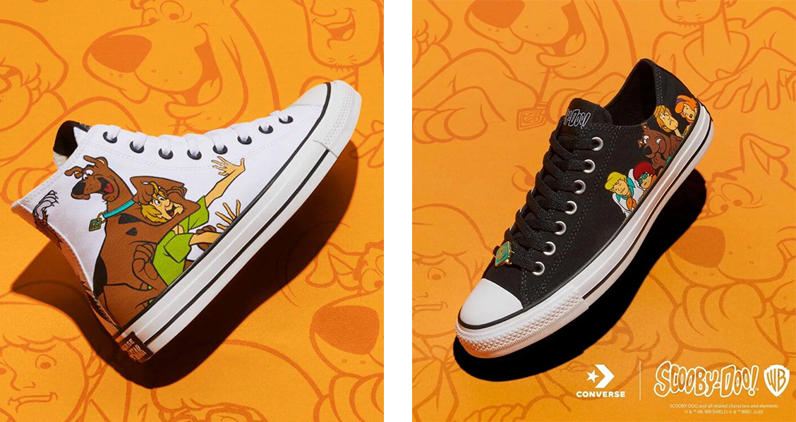 Converse x Scooby-Doo