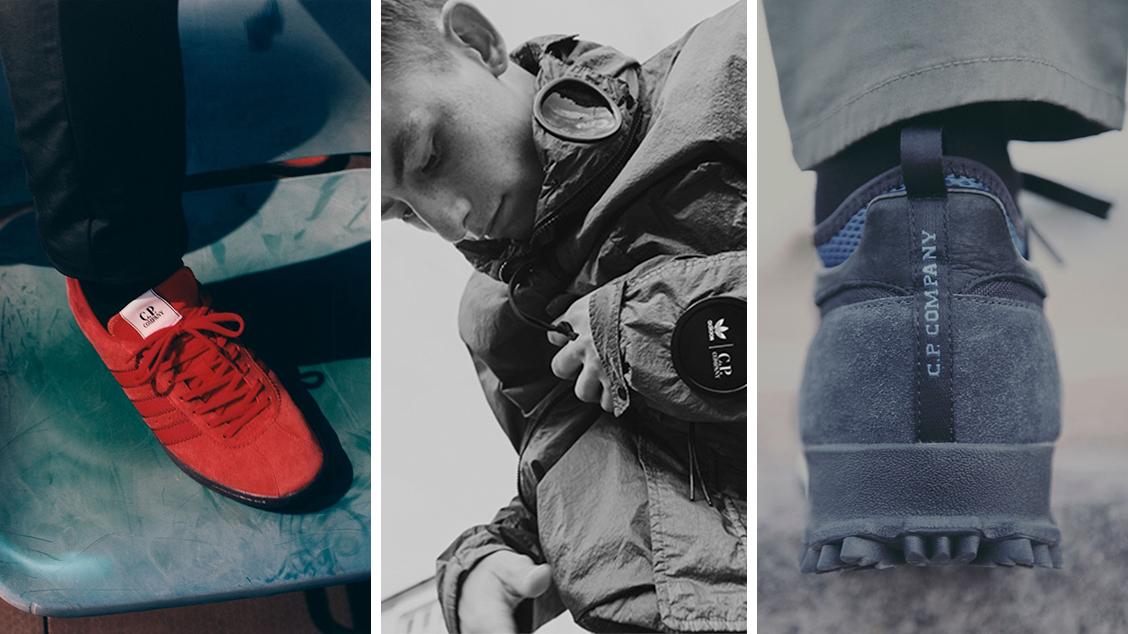 Коллекция adidas x C.P. Company вдохновлена наследием и опытом гениального Массимо Ости