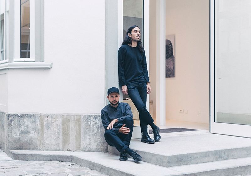 Жереми Эгри и Аурелиен Арбет, основатели Études Studio