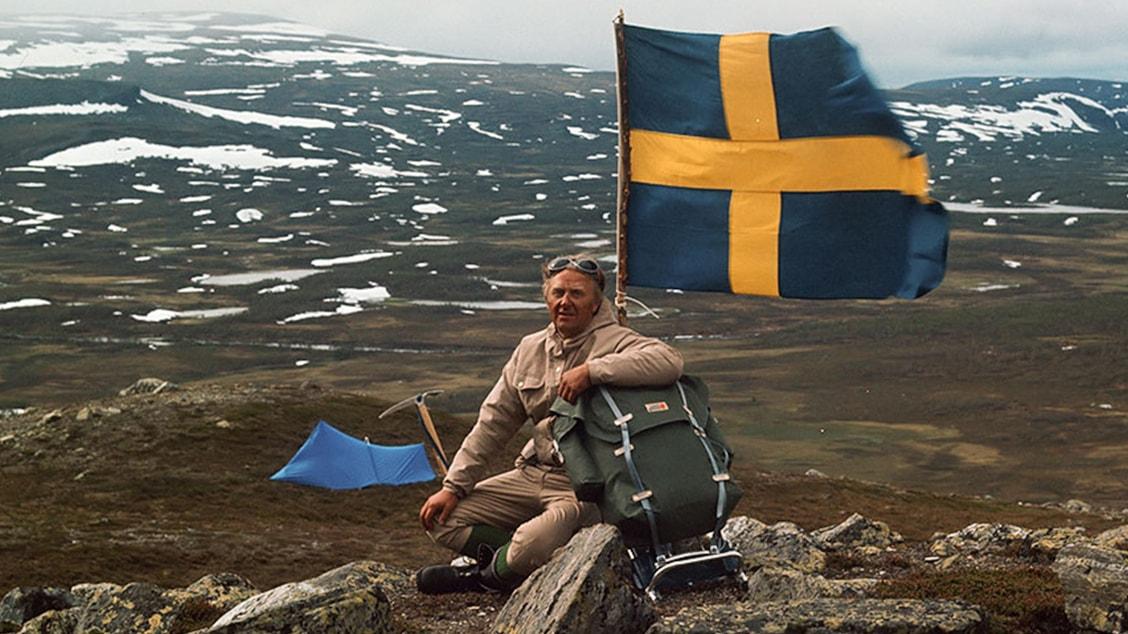 Основатель бренда Fjällräven Аке Нордин