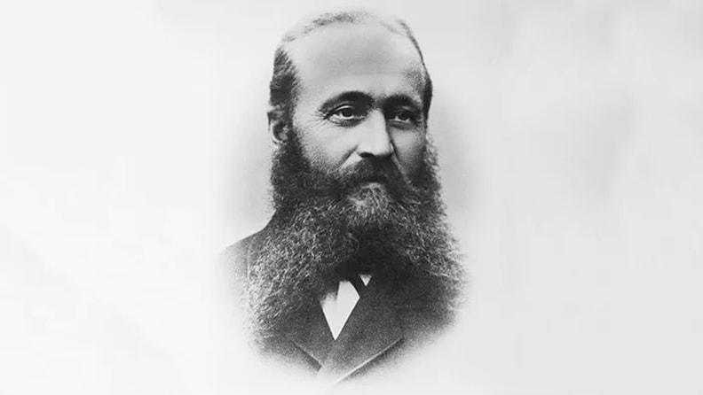Хелли Юэль Хансен, основавший Helly Hansen в1877-м