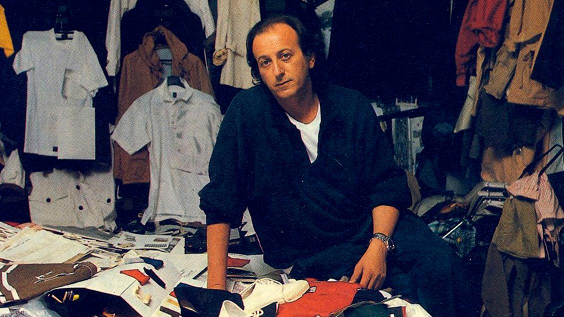 Массимо Ости — дизайнер C.P. Company, дизайнер и основатель Stone Island и других культовых брендов
