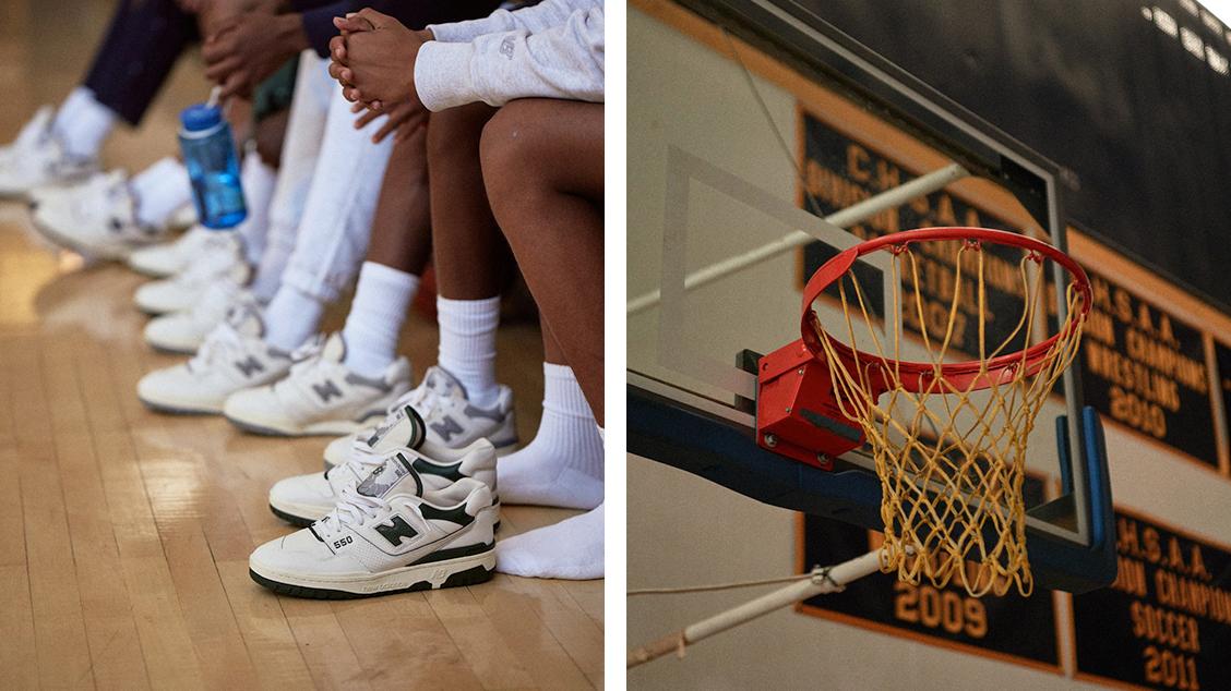 New Balance x Aime Leon Dore P550 Basketball