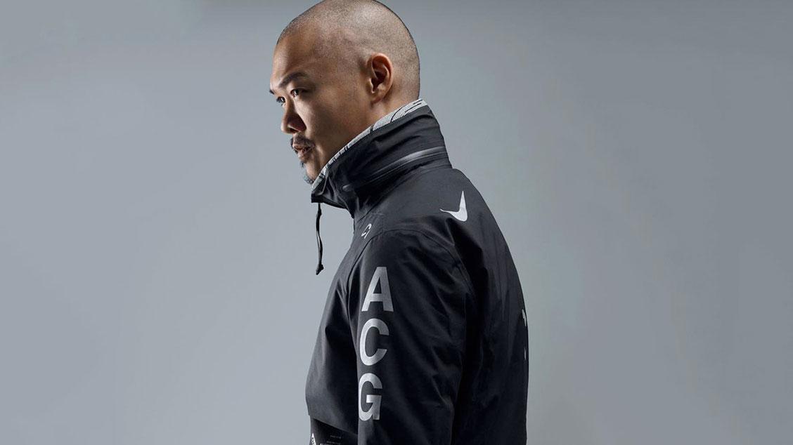 Эрролсон Хью – креативный директор NikeLab ACG