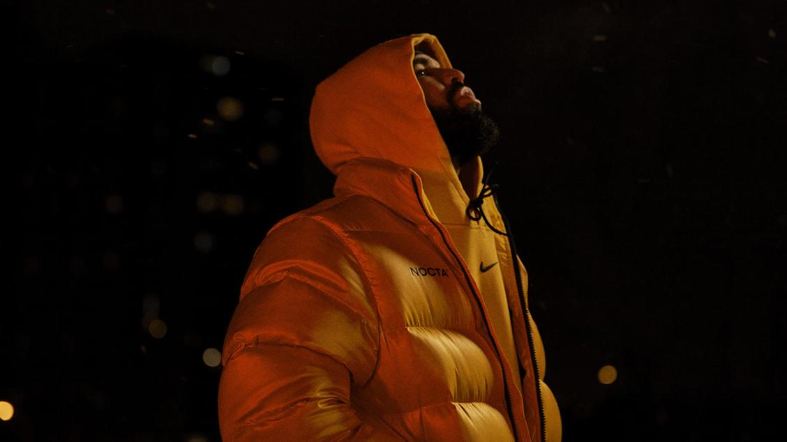 Канадский хип-хоп-исполнитель Drake