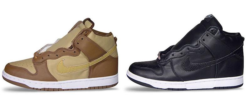 Коллаборация Nike с легендарным streetwear брендом Stussy