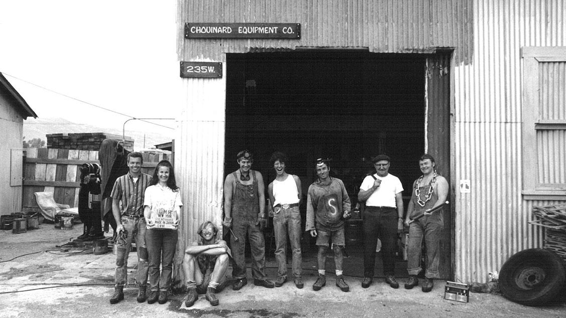 Мастерская Chouinard Equipment