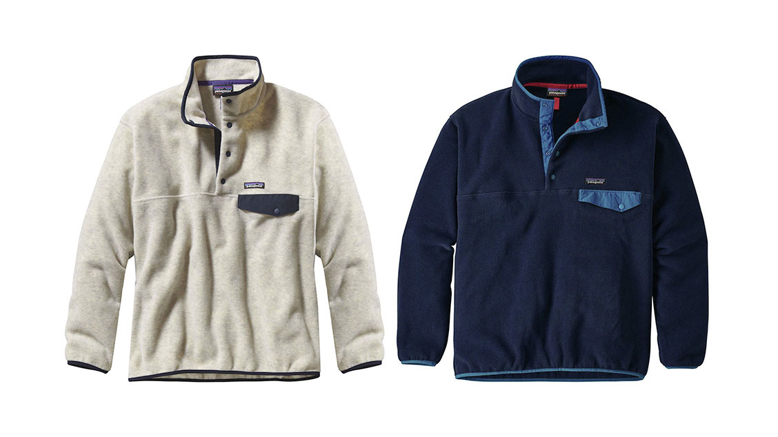 Знаковые куртки из флиса Patagonia Synchilla