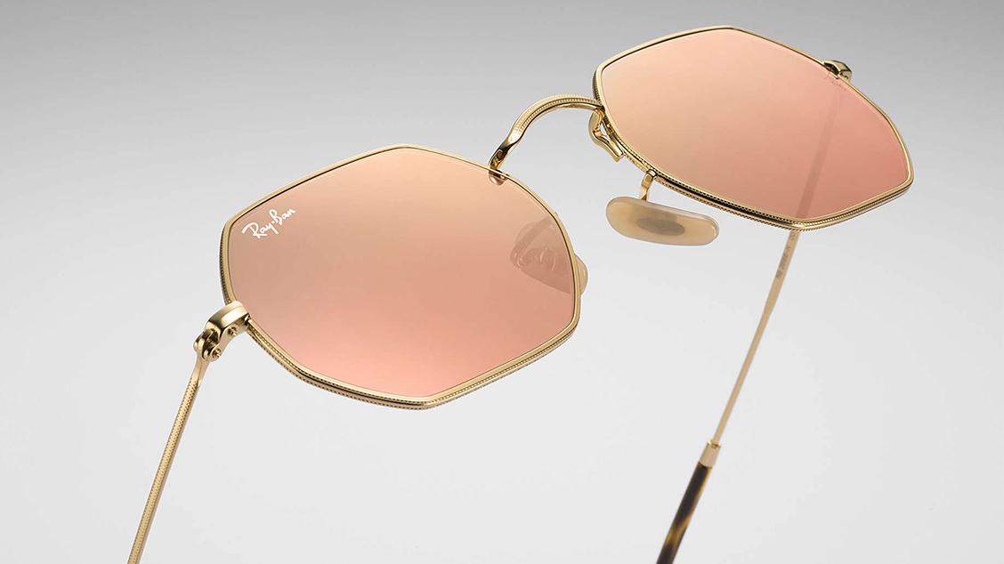 КСолнцезащитные очки Ray-Ban Octagonal