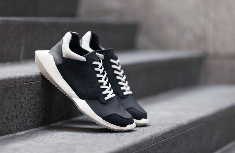 Кроссовки из совместной коллекции adidas by Rick Owens