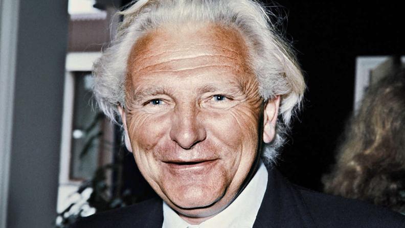 Жорж Саломон, основатель спортивного бренд Salomon