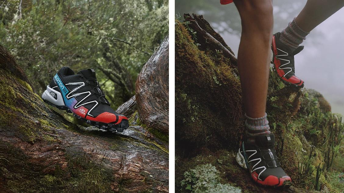 Кроссовки Salomon Sneakers Speedcross 3 ADV