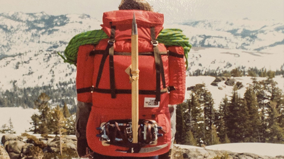 Функциональный рюкзак The North Face Ruthsack