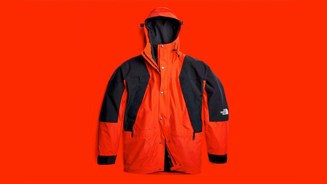 Современная версия культовой куртки The North Face Mountain Jacket