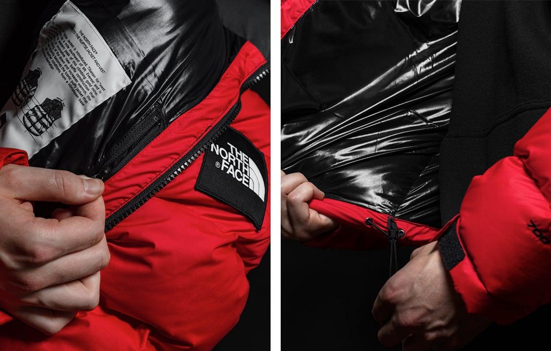 Культовый пуховик Nuptse Jacket ставший частью уличной культуры