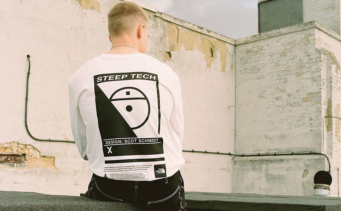 The North Face Steep Tech Collection