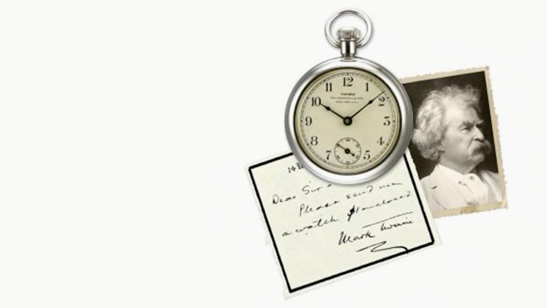Карманные часы Yankee за один доллар, поклонником которых был Марк Твен