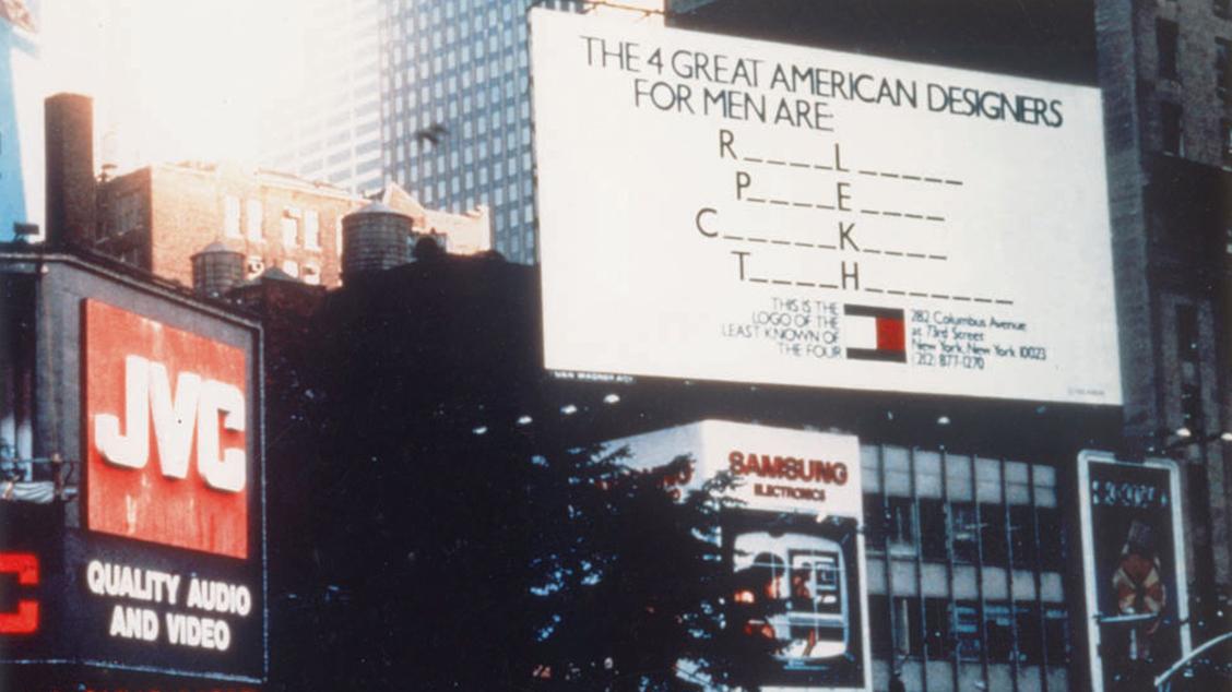 Провокационная рекламная кампания Tommy Hilfiger на Таймс-сквер