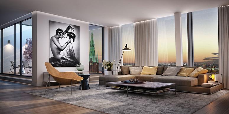 Самые дорогие апартаменты Стокгольма куплены Тюсандером