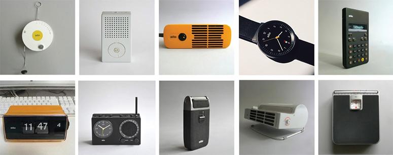 Примеры дизайна Дитера Рамса