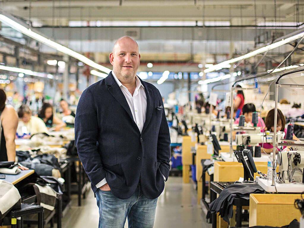 Дани Рейсс, директор Canada Goose с 2001 года