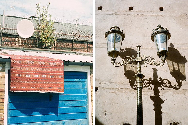 Улицы Марокко— детали