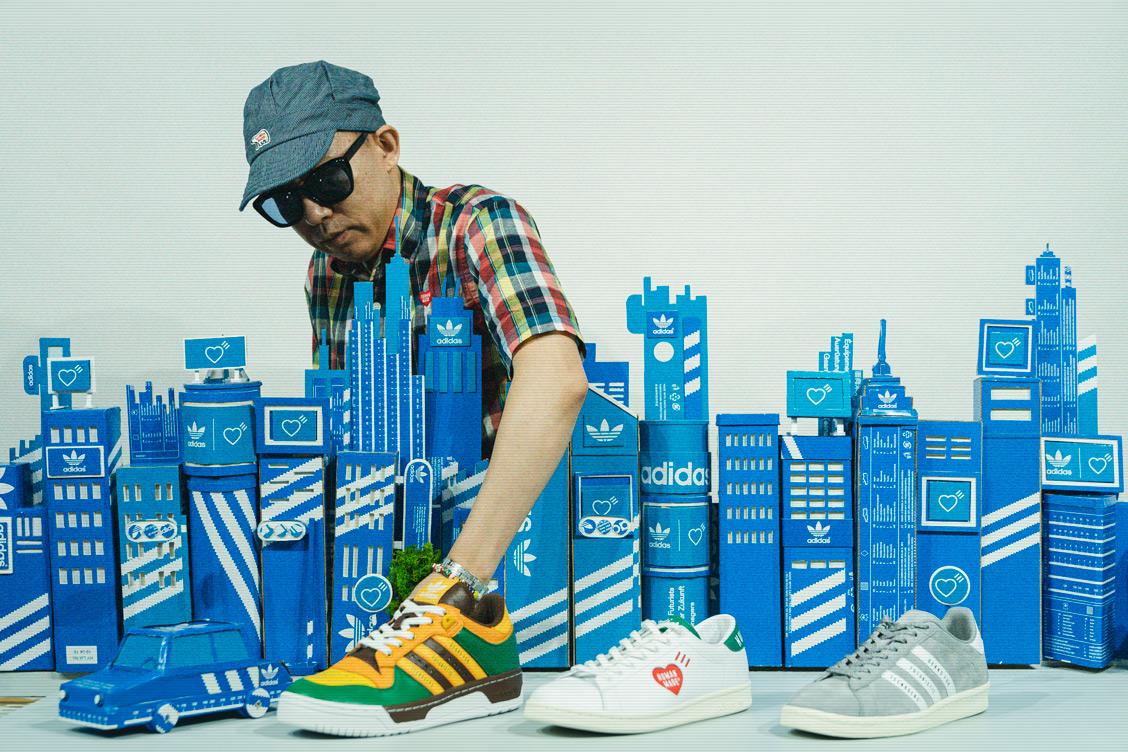 adidas Originals Human Made
