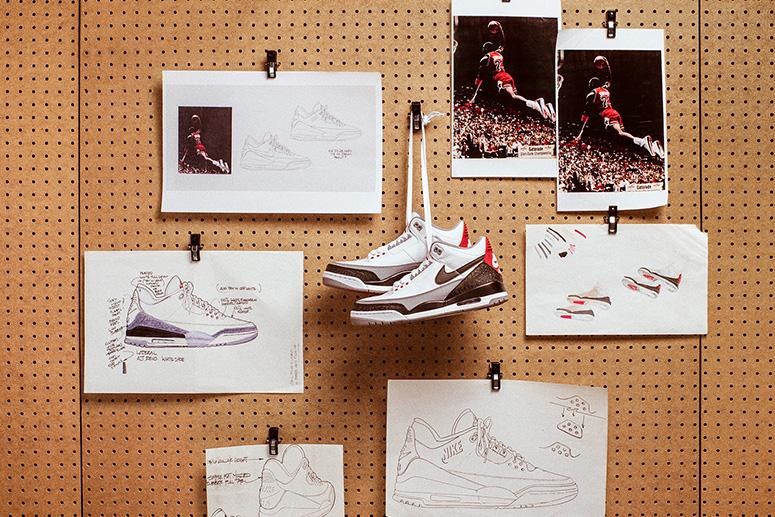 Новые Air Jordan 3 Tinker