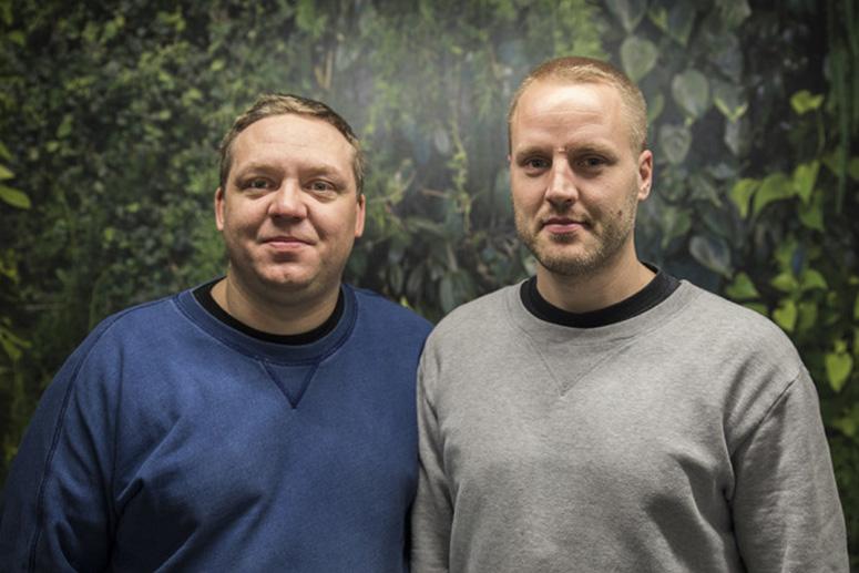 Основатели Sneakersnstuff Питер Янссон и Эрик Фагерлинд
