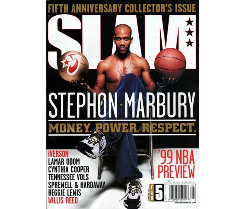 31-й выпуск SLAM