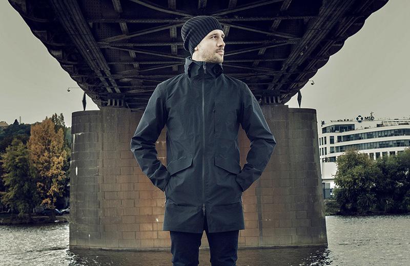 Мужская куртка Poutnik by Tilak Shield Coat