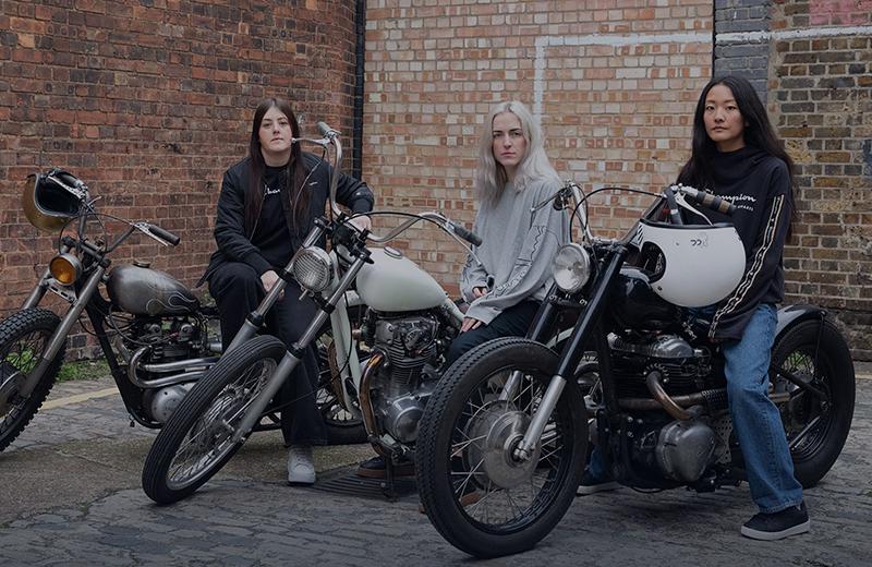 VC London — сообщество мотоциклисток и не только