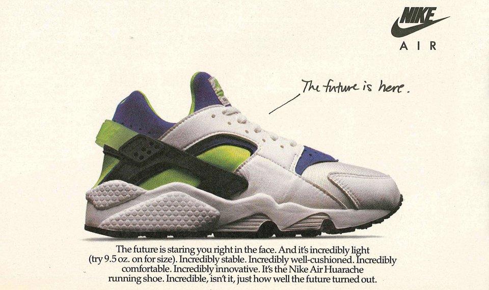 Nike Huarache OG Green