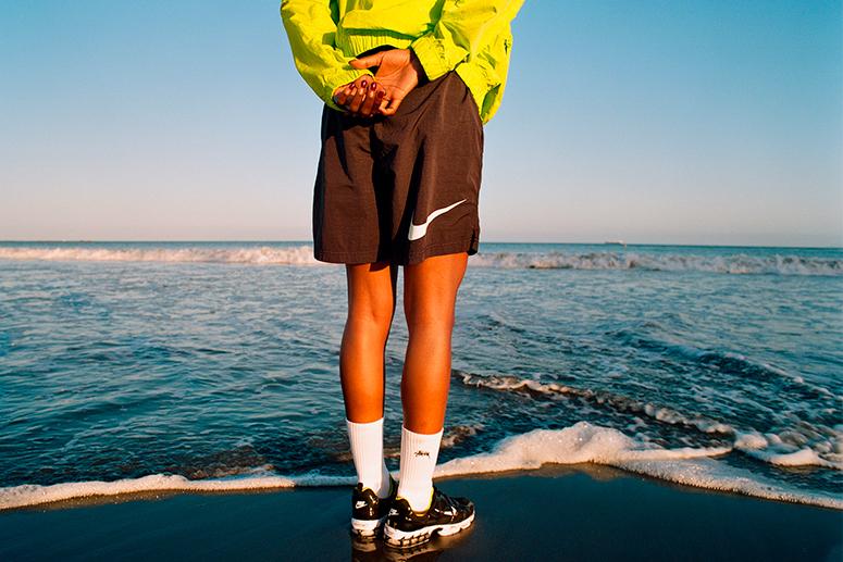 Nike × Stussy: второй раунд