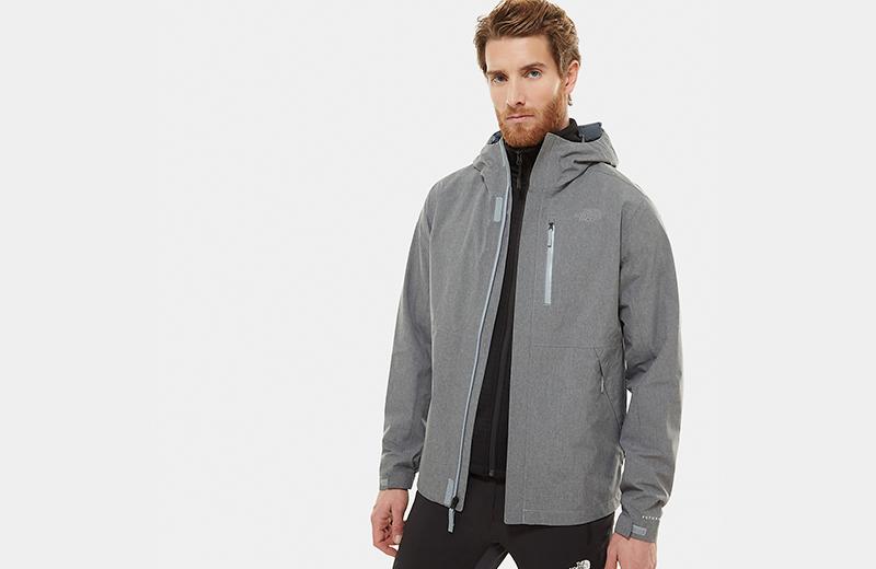 Модель Dryzzle jacket
